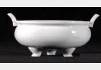 20131109收藏马未都视频和笔记:德化窑白釉香炉,和田玉,越窑青釉