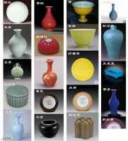 什么是釉?各种釉色的典型例子和图片