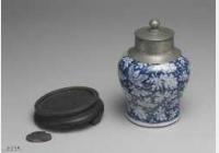 清代青花瓷罐的图片,特点,价格,鉴赏,馆藏