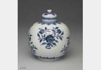 清代雍正青花小罐的图片,特点,价格,鉴赏,馆藏