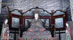 20050610国宝档案视频和笔记:晋祠圣母殿(下),唐叔虞,赵匡义,赵祯