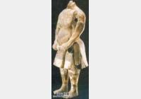 20050617国宝档案视频和笔记:秦始皇陵百戏俑,角抵俑,扛鼎俑