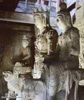 20050705国宝档案视频和笔记:天龙山石窟(
