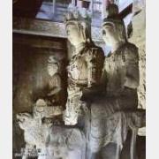 20050705国宝档案视频和笔记:天龙山石窟(二),关野贞,净亮和尚
