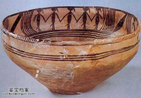 仰韶文化彩陶的特征和鉴别