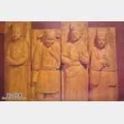 古代花砖的特征