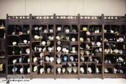 【图】成龙收藏古董的博古架