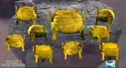 20050718国宝档案视频和笔记:蕃禹鼎,青铜鼎,南越王,赵佗,陆贾