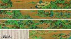 20050722国宝档案视频和笔记:子虚上林图,周六观,仇英,严嵩