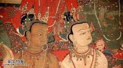 尼泊尔神秘洞穴发现900年前佛教壁画群