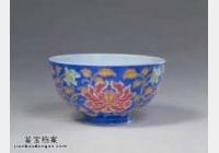 清康雍乾三代瓷器成交价屡创新高,中国陶瓷史上的巅峰之作
