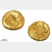 春秋战国时期金、银质钱币