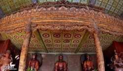 20050808国宝档案视频和笔记:白马寺大雄宝殿佛像(上),董卓,孙坚