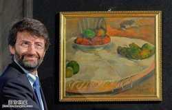 意大利男子捡漏:数百元买画值数千万欧元