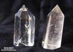 水晶石的鉴别