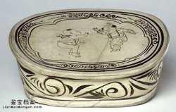 磁州窑瓷器特征的鉴别