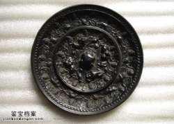 隋唐铜镜特征的鉴别