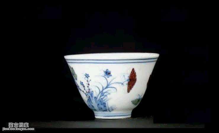 20140912国宝档案视频和笔记:三千文物捐赠记,明成化斗彩三秋杯