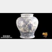 20140125寻宝视频和笔记:走进安仁,欧阳厚均,青花罐,金刚杵,彩瓶