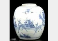 20140920收藏马未都视频和笔记:琉璃合卺杯,青花罐,花觚,藏银珠