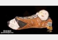 20140514寻宝视频和笔记:走进石家庄,瓷枕,和田玉杯,伞杆,犀角杯
