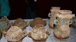 村民后院挖出2500年前青铜器,物主或是秦