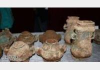 村民后院挖出2500年前青铜器,物主或是秦国贵族