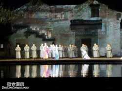 马未都博客文章第1175篇:戏剧节(乌镇2),意外中有温馨,观众最好
