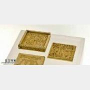 古代土豪的玩具:象牙麻将,黄花梨七巧板,乌木鲁班锁