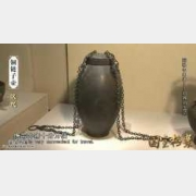 20141209国宝档案视频和笔记:探秘中山王,刘胜的生活,窦绾,铁书刀