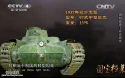 20150408国宝档案视频和笔记:硝烟战场,老头坦克
