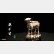马未都脱口秀《都嘟》第28期:清佛教银羊摆件,乾隆慈禧吉兆的故事