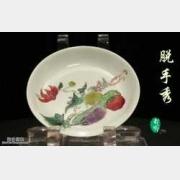 马未都脱口秀《都嘟》第31期:清乾隆官窑蔬菜瓜果盘,三类人际关系