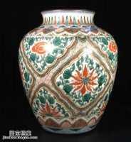 20150323收藏马未都视频和笔记:五彩罐,宋建窑兔毫盏,鸡翅木桌屏