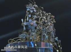 20150329一槌定音视频和笔记:凤冠,帽饰,长命锁,景泰蓝如意尊
