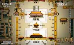 20150420国宝档案视频和笔记:探秘紫禁城,保和殿的生死台,袁崇焕
