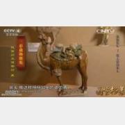 20150512国宝档案视频和笔记:丝路故事,京兆府,唐三彩载物骆驼俑