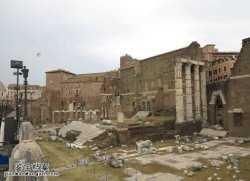 马未都博客文章第1243篇:罗马,罗马帝国,古罗马建筑,凯旋门