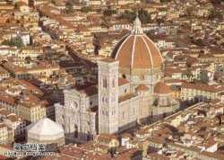 马未都博客文章第1246篇:佛罗伦萨教堂,圣
