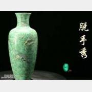 马未都脱口秀《都嘟》第78期:清康熙素三彩观音瓶,文物修复,命纸