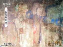 20150821国宝档案视频和笔记:东千佛洞,榆林窟,玄奘,水月观音