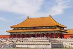 20151007国宝档案视频和笔记:太和殿,金銮宝殿,紫禁城,正德皇帝