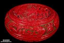 马未都脱口秀《观复嘟嘟》第3期:清乾隆剔红春寿盒,剔红,杂宝