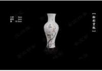 20160324华豫之门视频和笔记:釉上彩,粉彩,赏瓶,嘎巴拉,赵公明