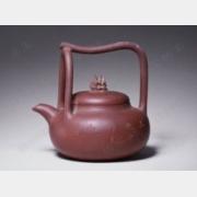 免费鉴宝第54期:民国时期提梁酒壶