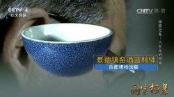 20160815国宝档案视频和笔记:镇馆之宝景德镇窑洒蓝釉钵