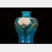 马未都脱口秀《观复嘟嘟》第40期:清代珐华梅瓶,琉璃厂传奇