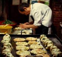 马未都博客文章第1395篇:最好吃的葱油饼关张了