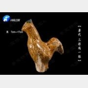 20170202华豫之门视频和笔记:青铜甗,瓦当,青铜壶,唐三彩,萧龙士