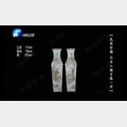 20170302华豫之门视频和笔记:青铜甗,蟠虺纹,分范痕,克拉克瓷